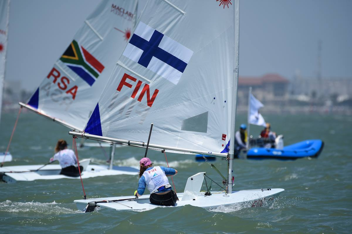 Deary best of the bunch for SA at Youth World Champs