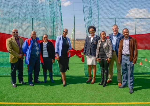 Cricket and netball to develop multi-purpose facility