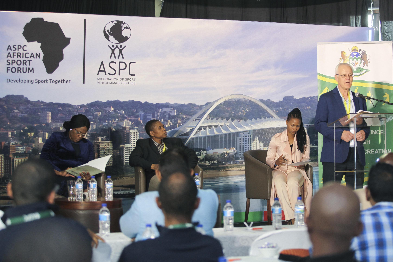 First ASPC African Sport Forum opens in Durban