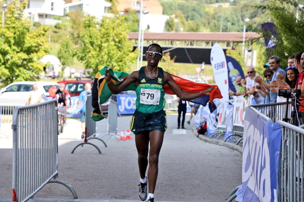 SA 100km team bag three medals at World Champs