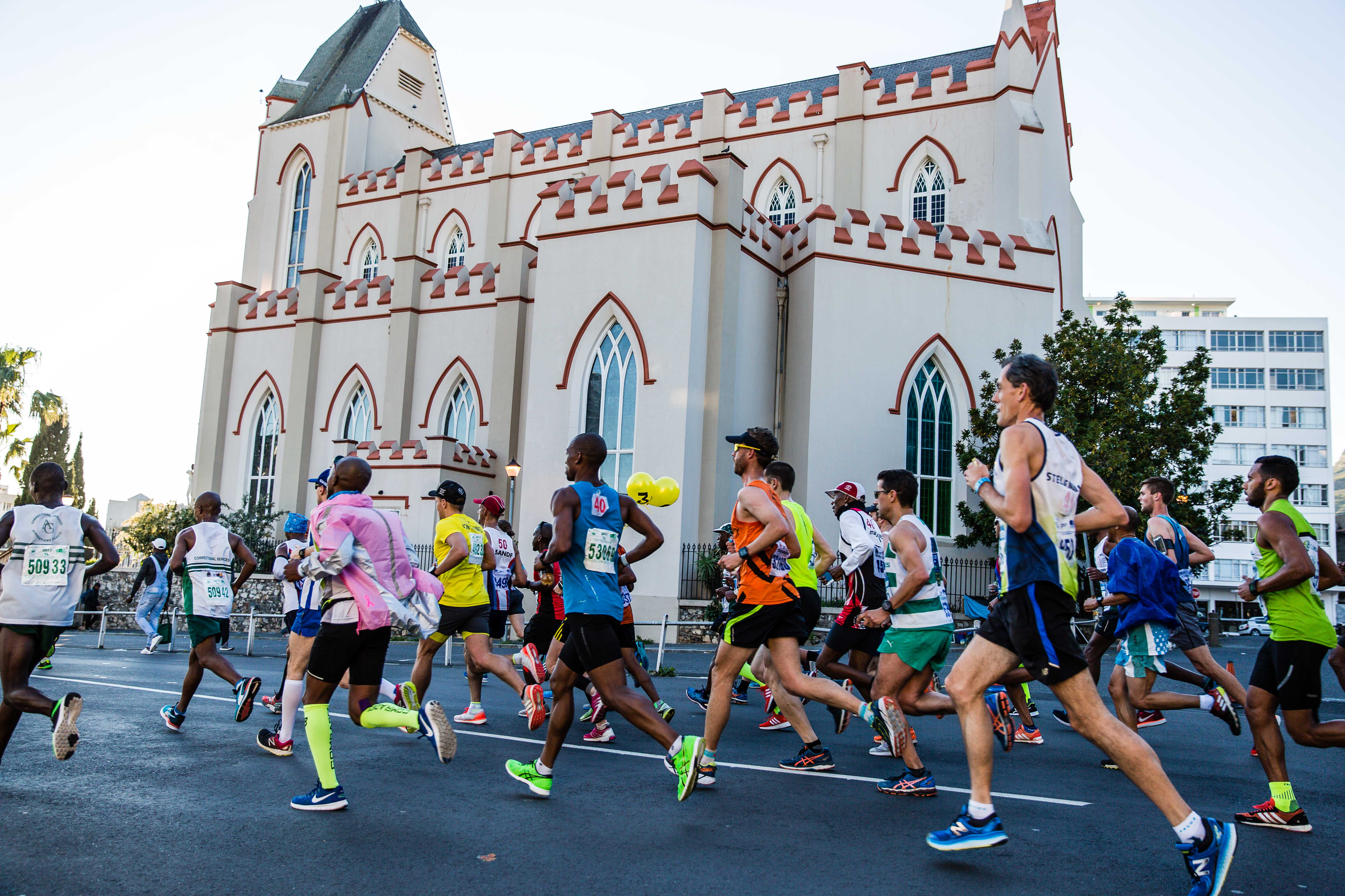 Cape Town Marathon part of exciting new Championships