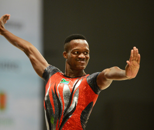 SA gymnasts named for African Championships