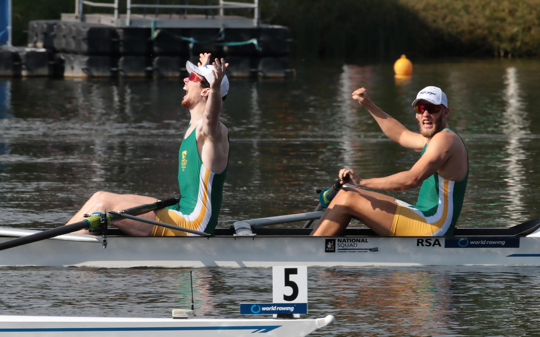 Tuks men's crew in bid to beat Boat Race record