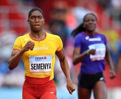 Another SA best for Semenya in Europe