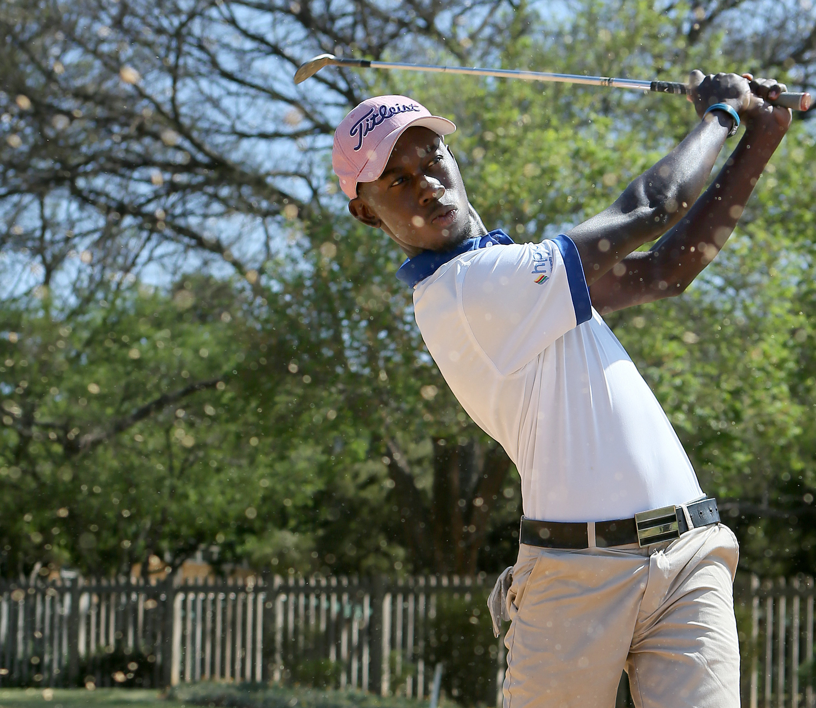 TuksGolf has plan to keep youngsters playing