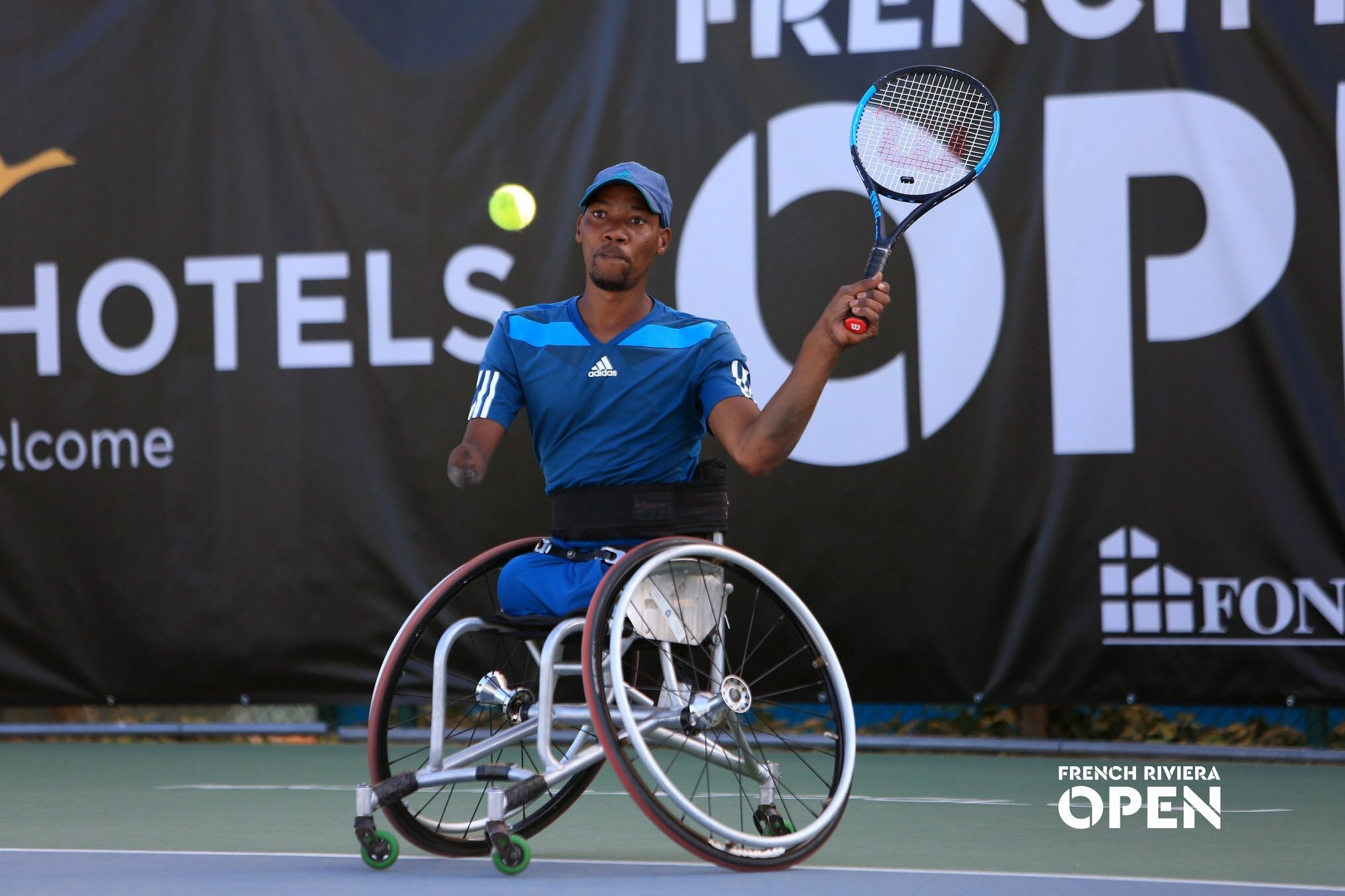 Sithole falls at final hurdle in French Riviera Open