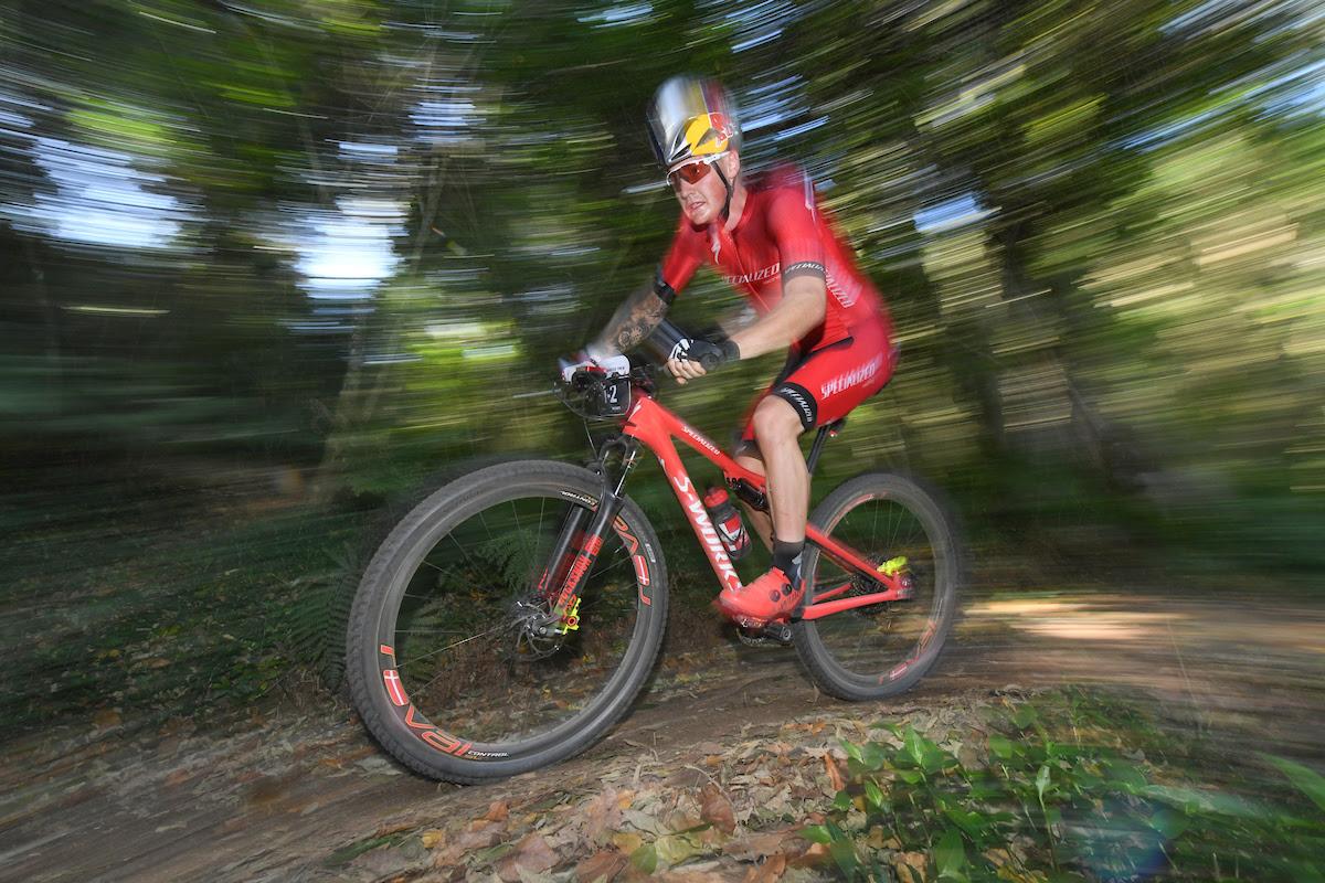 Hatherly, Andreassen set Cape Trek field alight