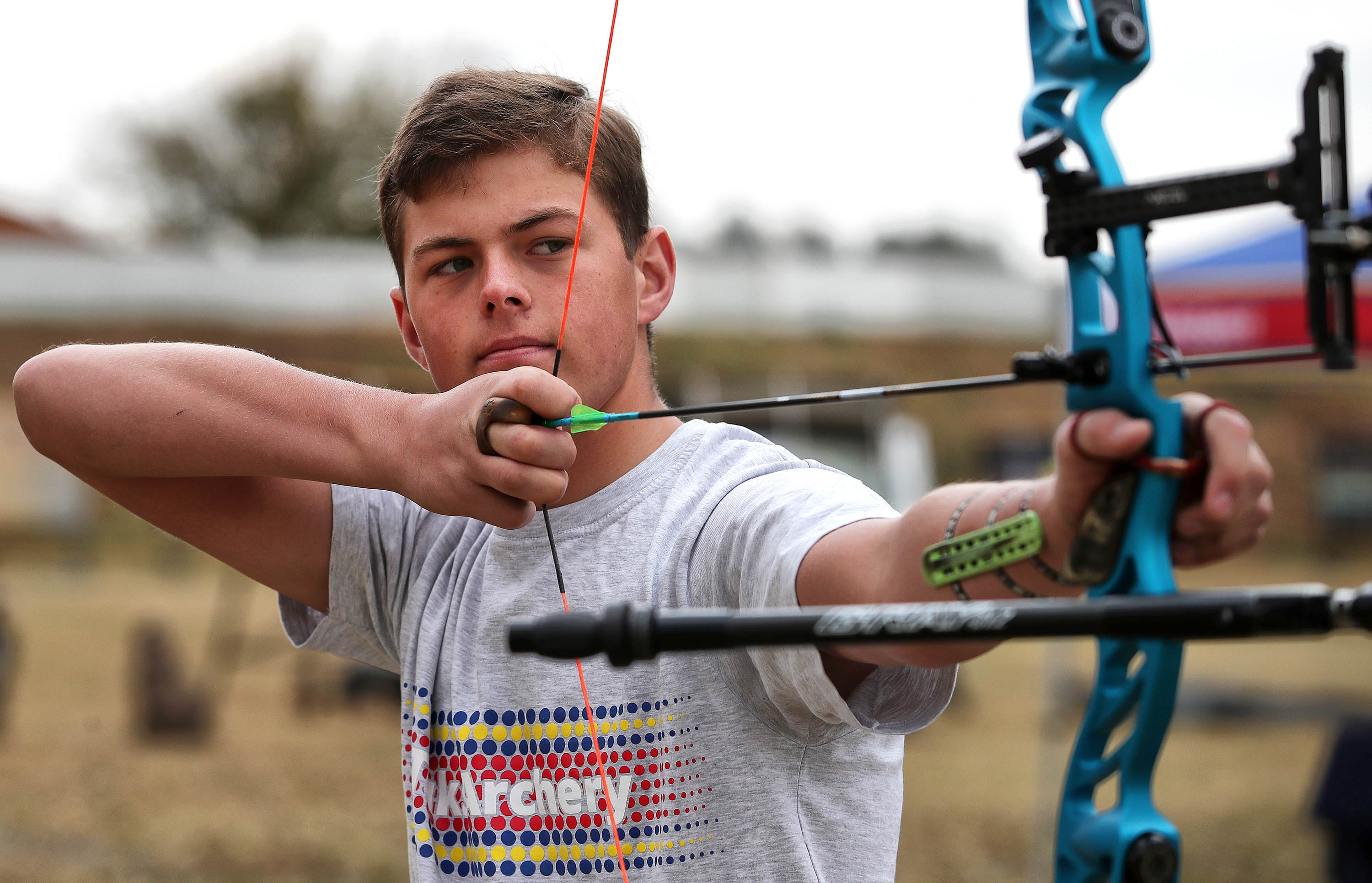 Roux targeting Youth Olympics medal