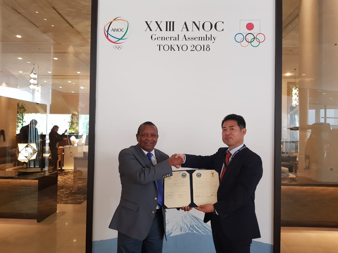 SA athletes set to benefit from Tokyo training facilities