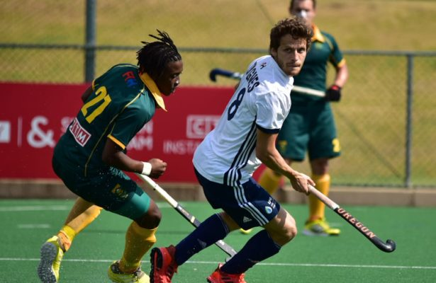 SA Hockey men