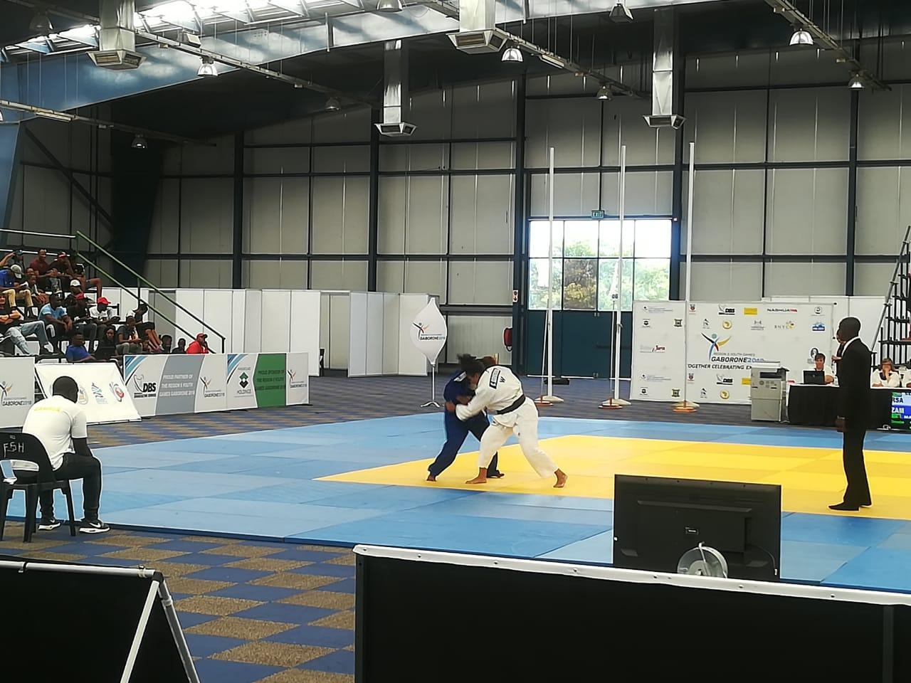 Judo brings in Team SA's first medals at Games