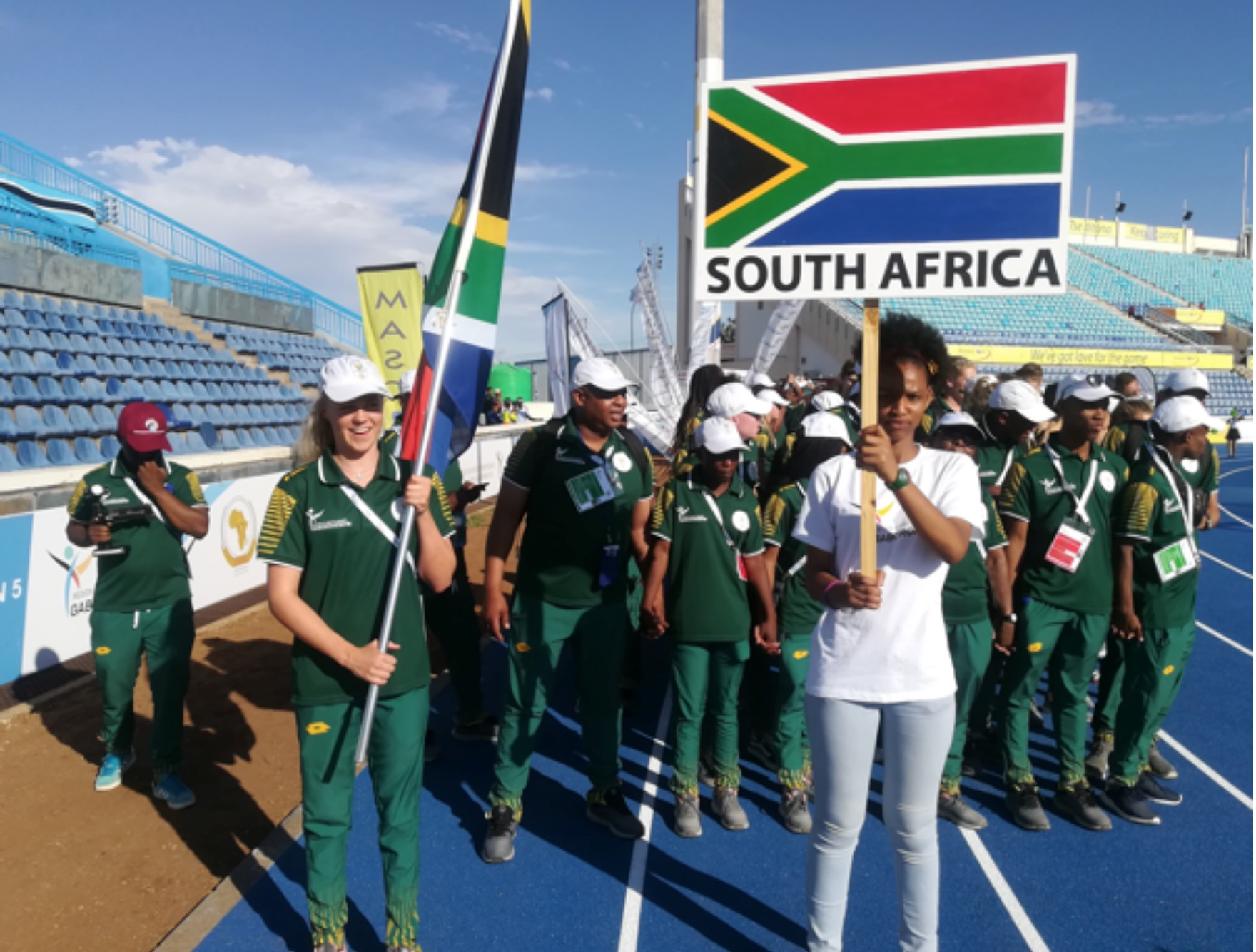 Coetzee leads Team SA into action in Botswana