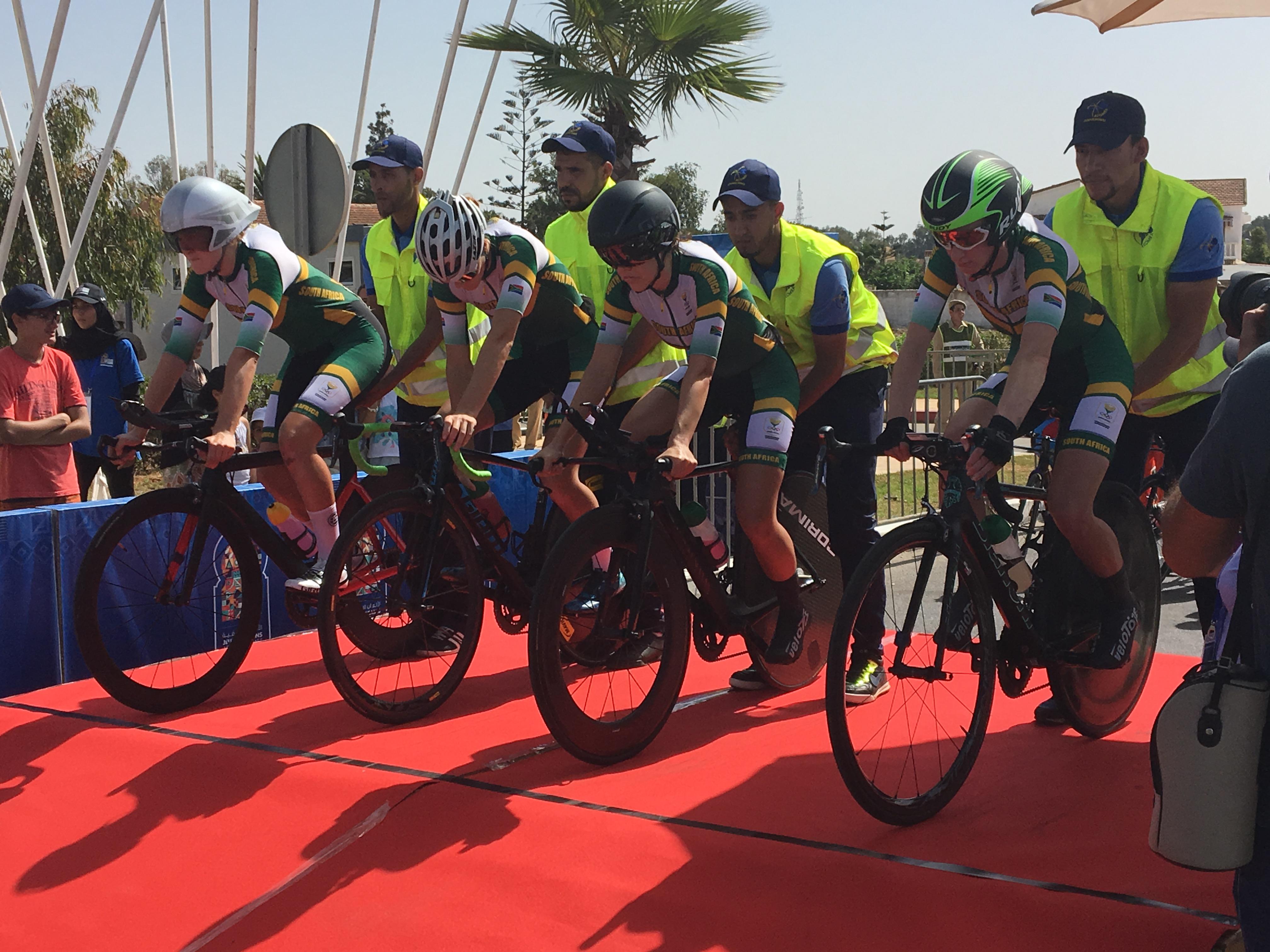 Team SA: How they fared on Sat