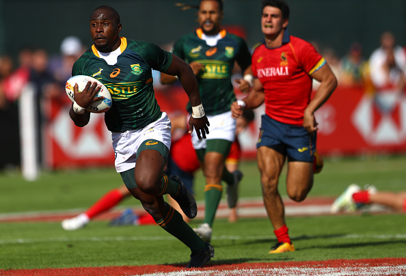 More of the same for men's SA Sevens