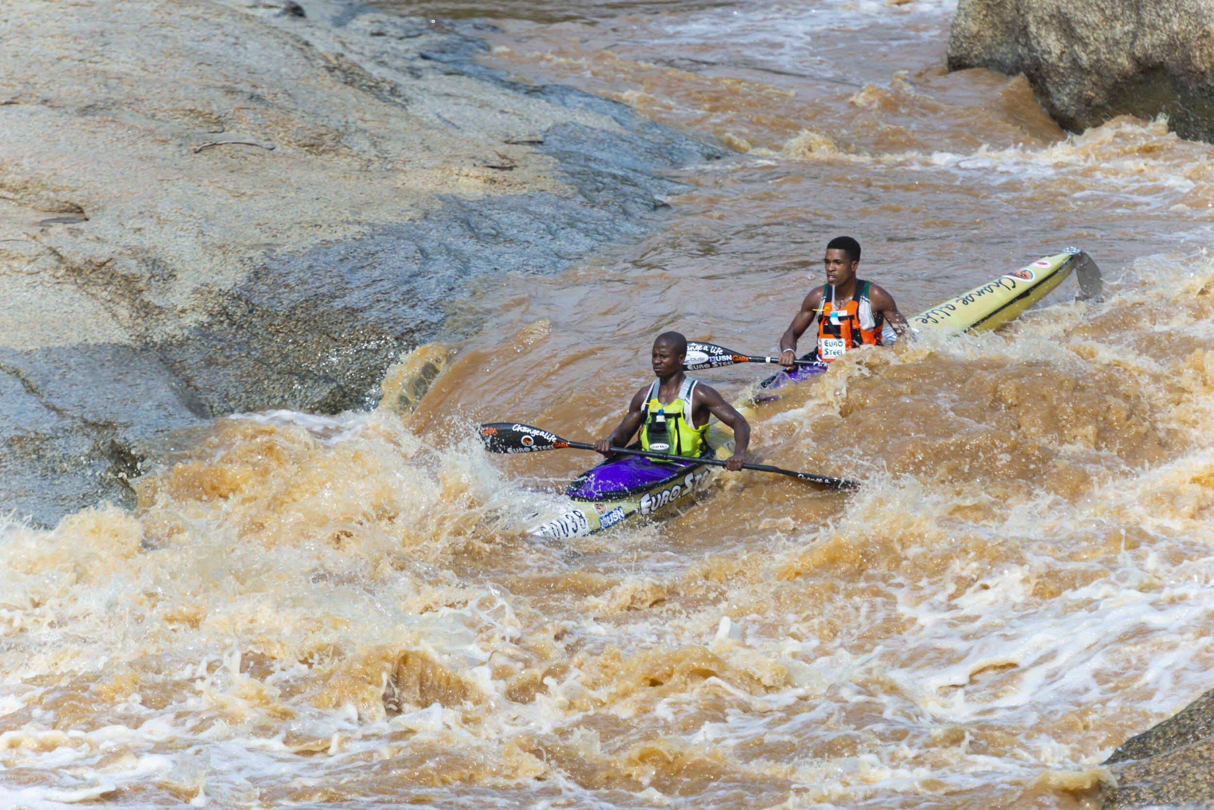 Mtolo and Msiya rule the river