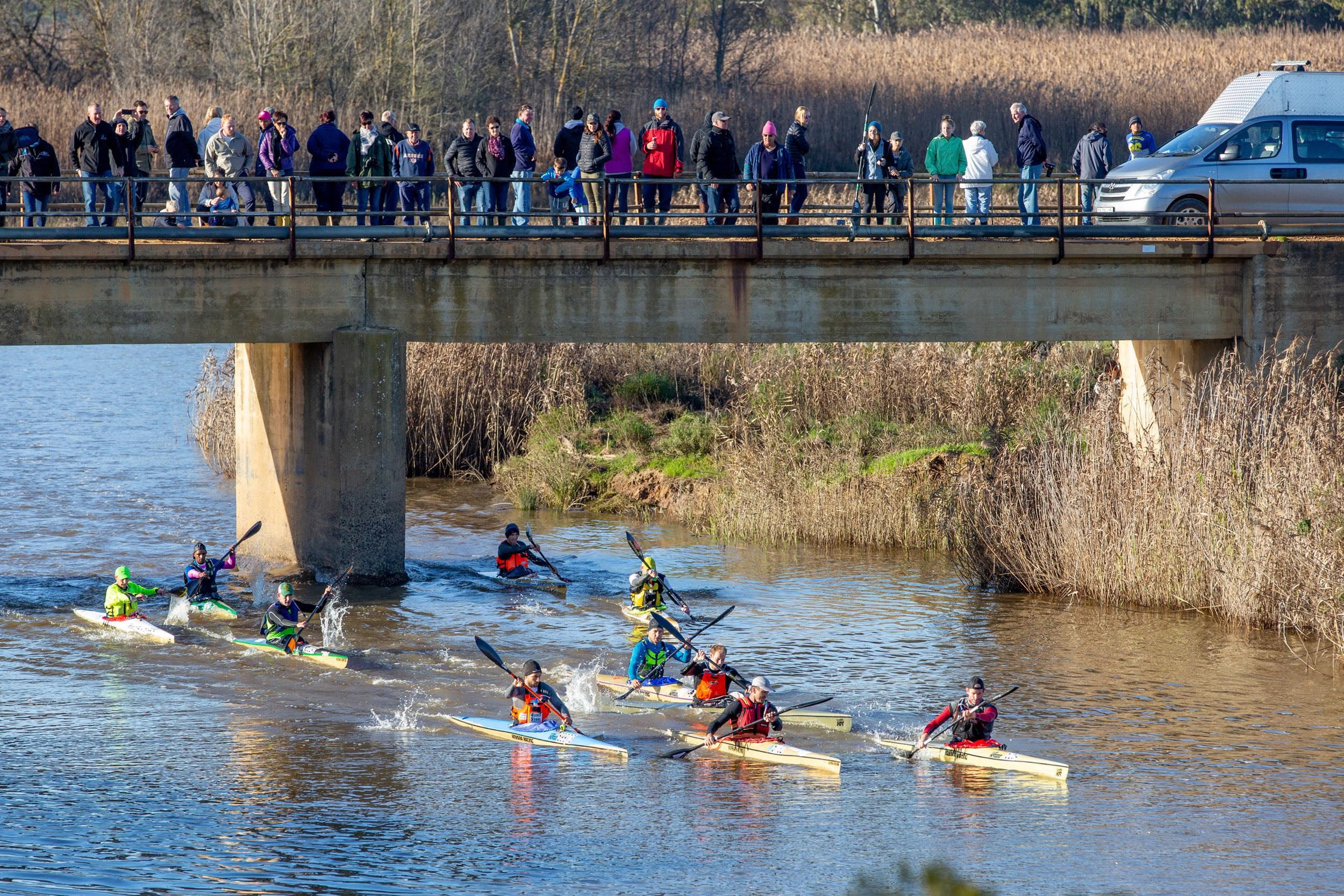 Berg Canoe Marathon falls victim to Covid-19