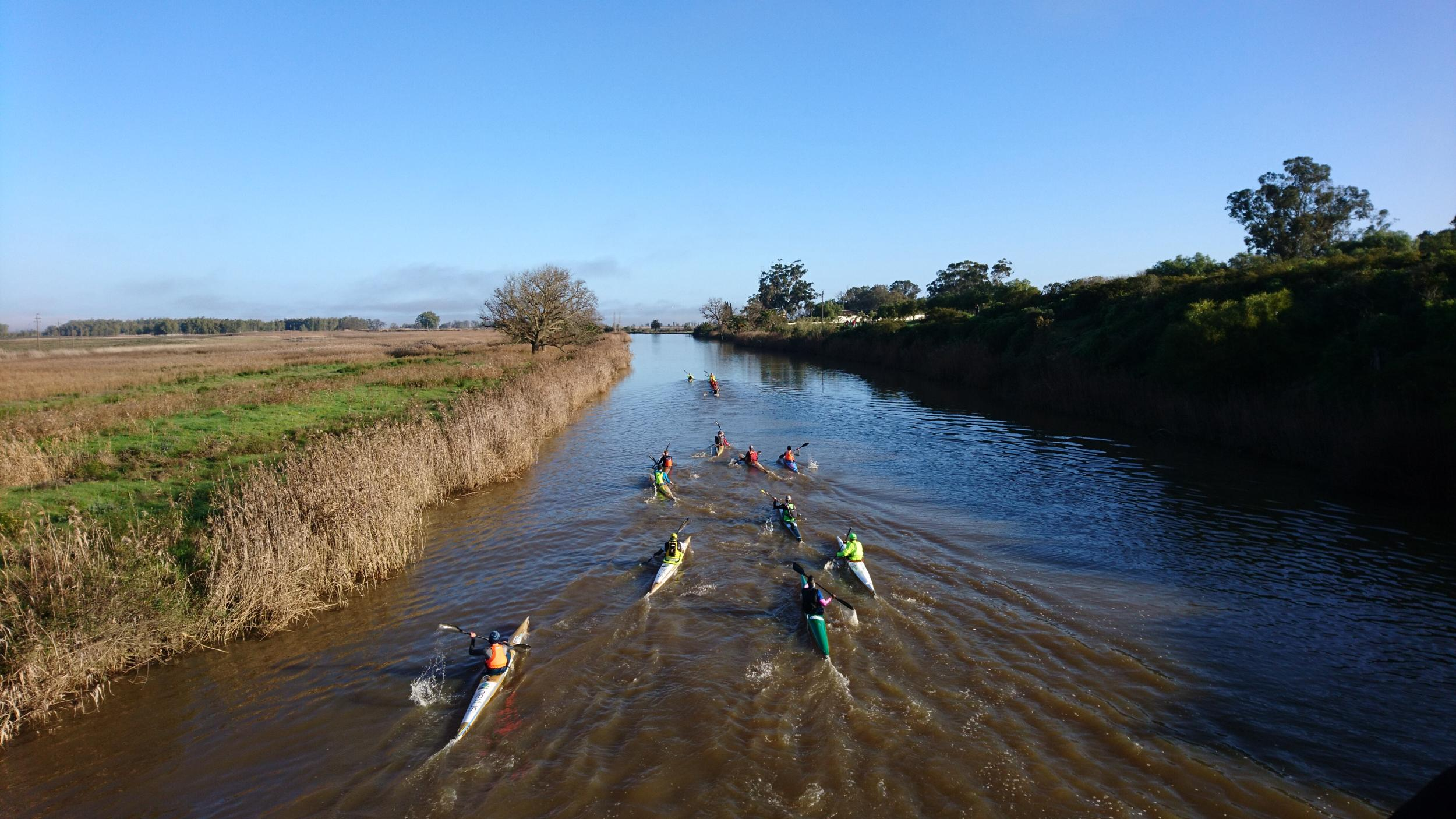 Berg River replaced by virtual 'Ultra Paddle'