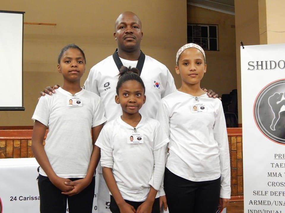 Taekwondo youngsters impressive at virtual champs