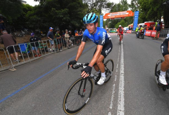 Impey 132nd, Gibbons 148th after 8 stages