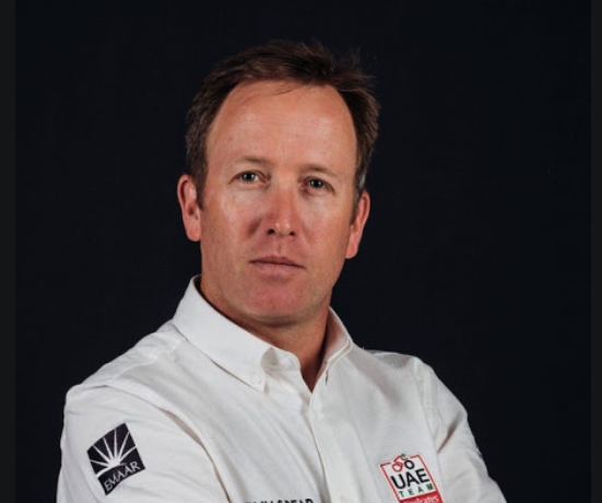 Swart leads medical team behind TdF champion