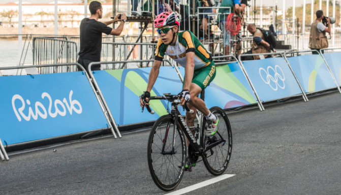 Meintjes finishes 78th in Road World Championships