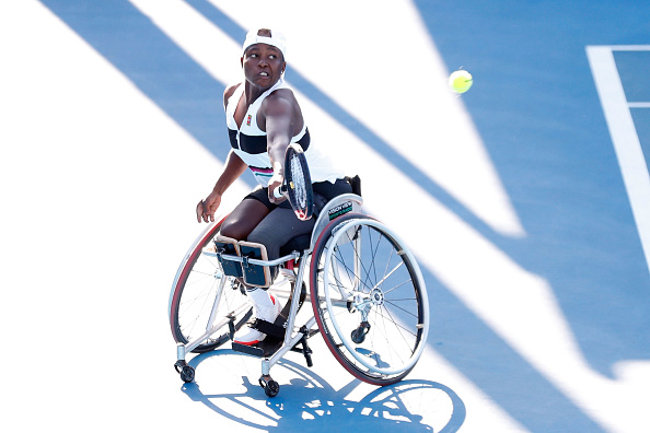 Montjane still has shot at Aussie Open glory