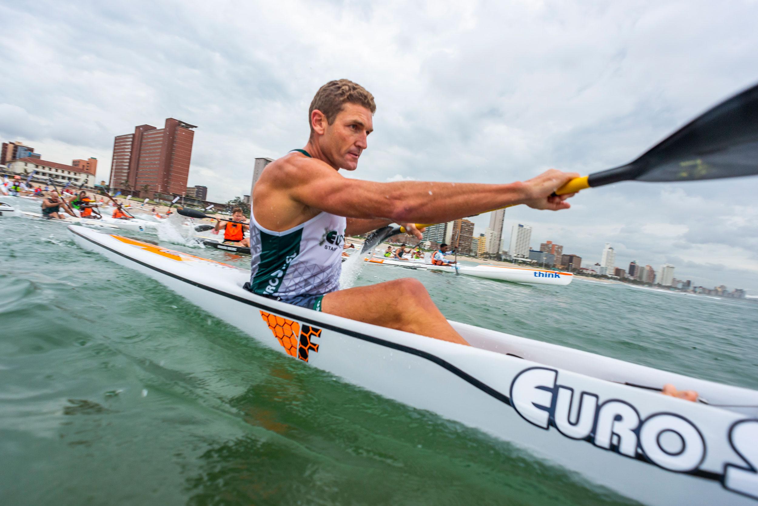 More surfski silverware for McGregor