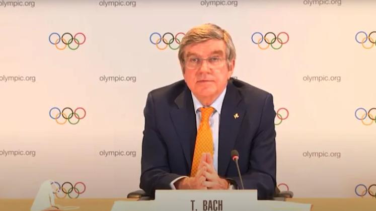 Bach adamant 'Tokyo 2020 Games will happen'