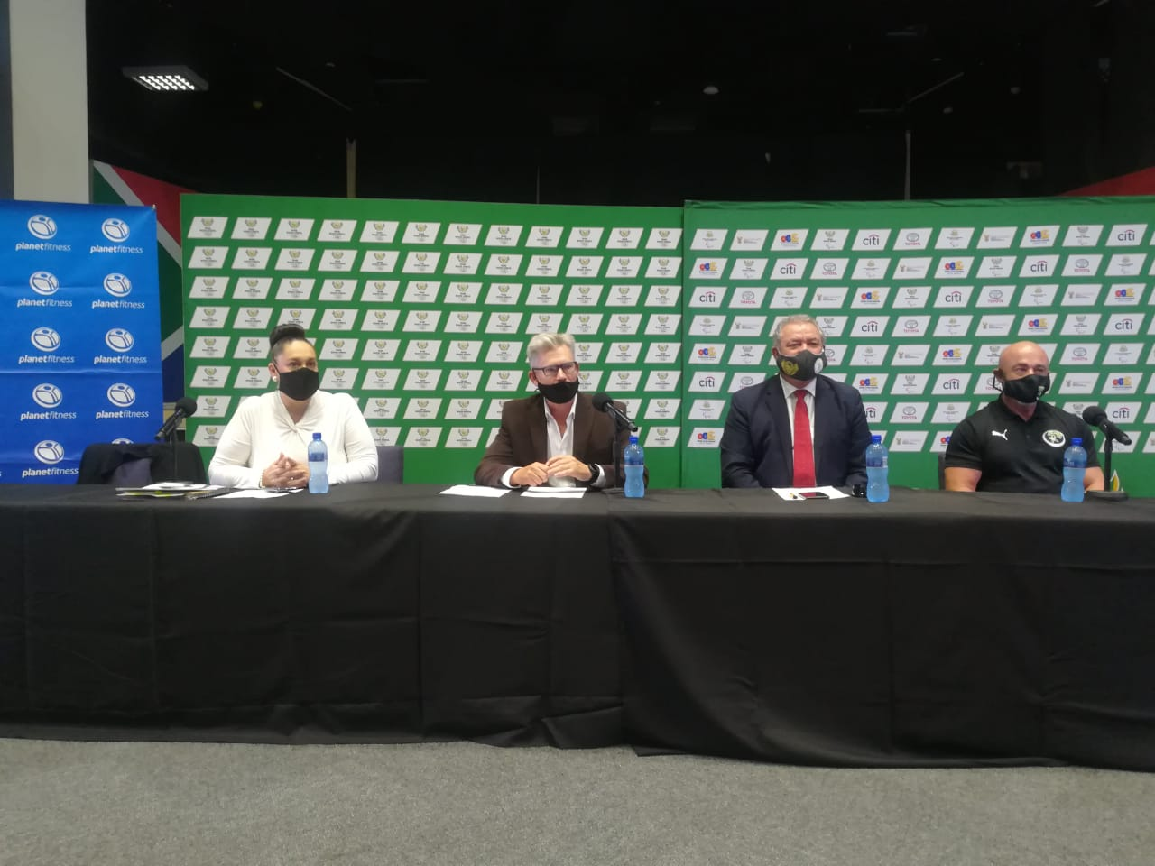 R15m training facilities boost for Team SA athletes