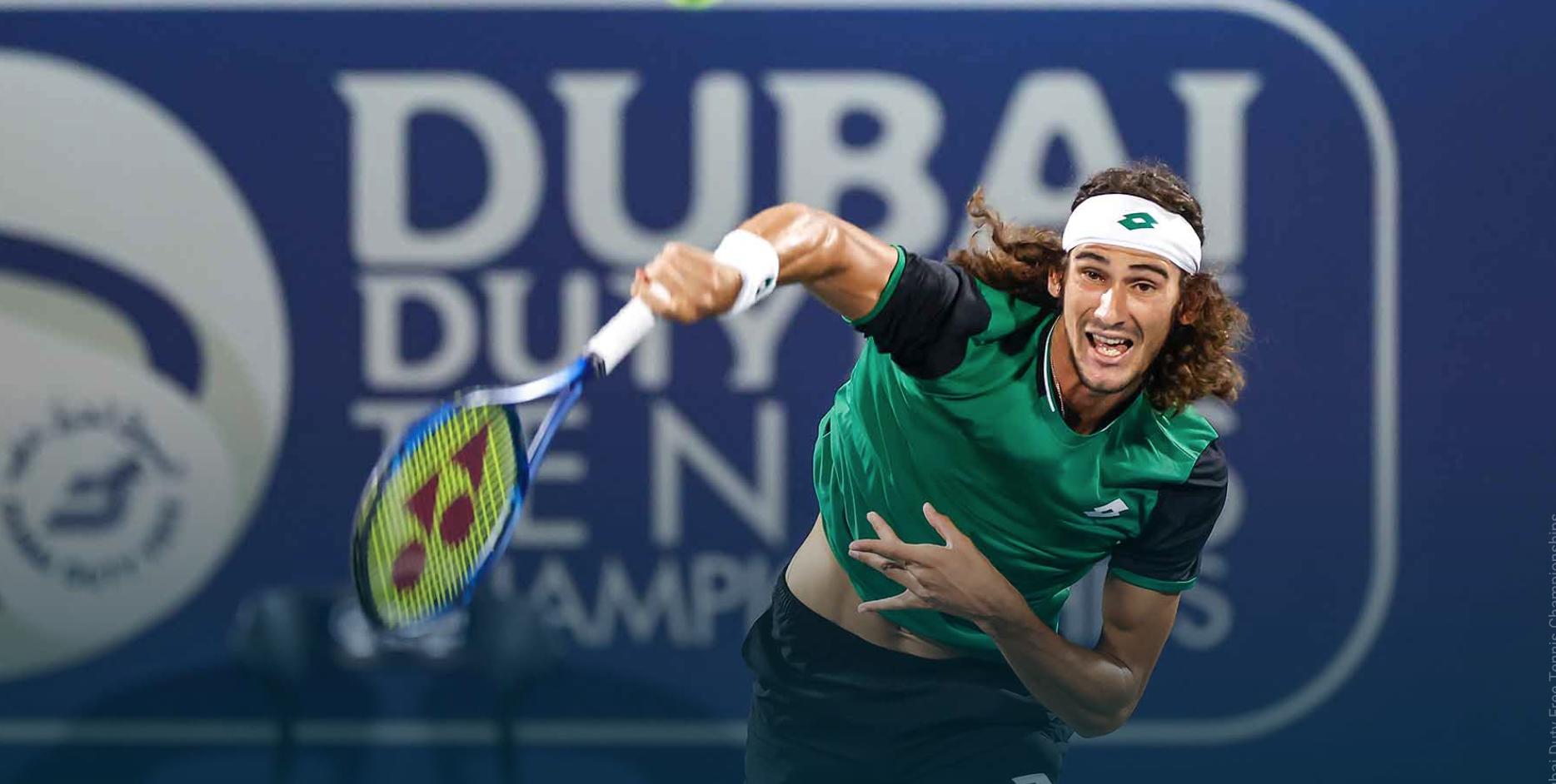 Harris marches into semi-finals in Dubai