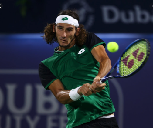 Chance for Harris to win his first ATP title