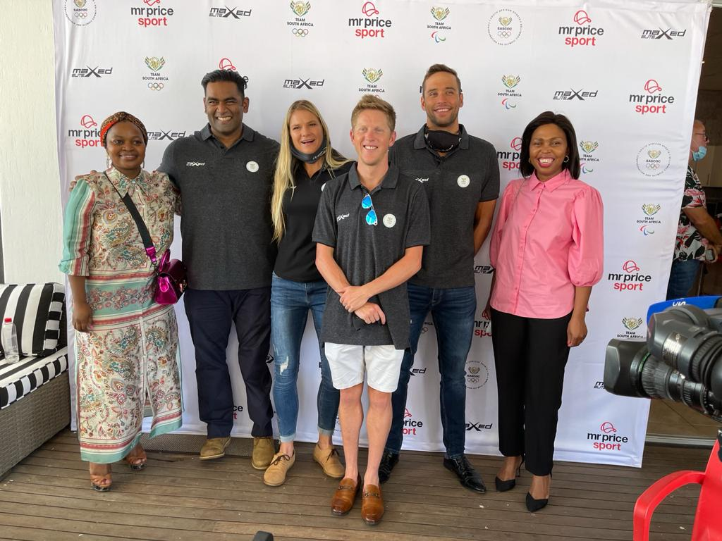 Mr Price Sport signs four-year kit deal with Team SA
