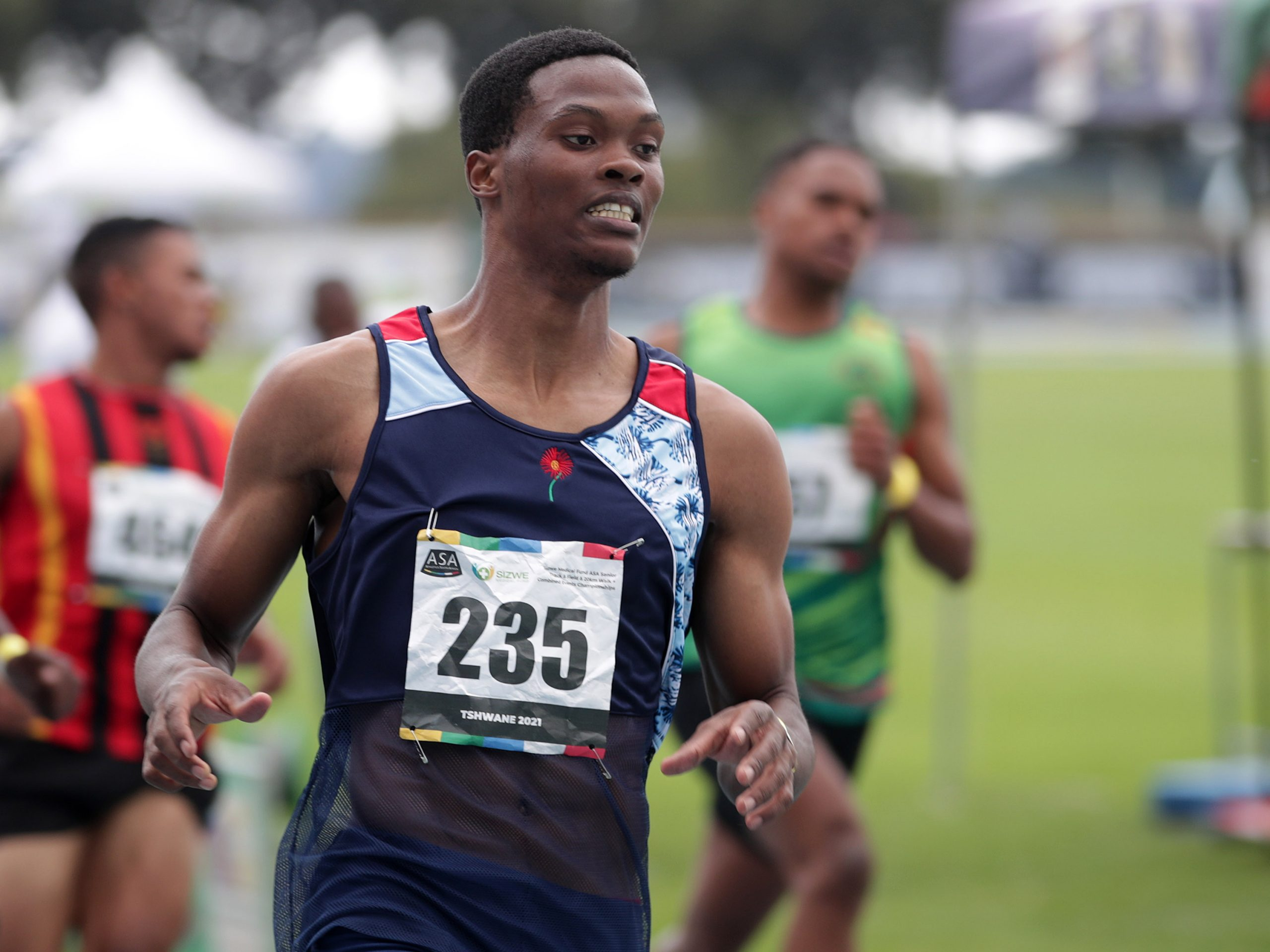 'Gifted' Leotlela joins the sub-10 second 100m club