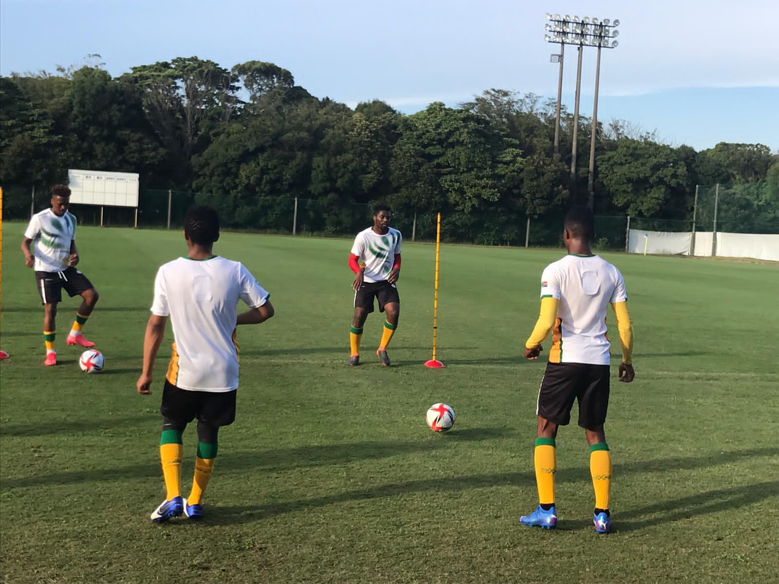 SA vs Japan: Let the Games begin!