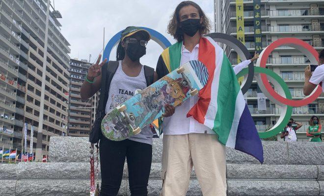 Injuries fail to dampen skateboarders' spirits
