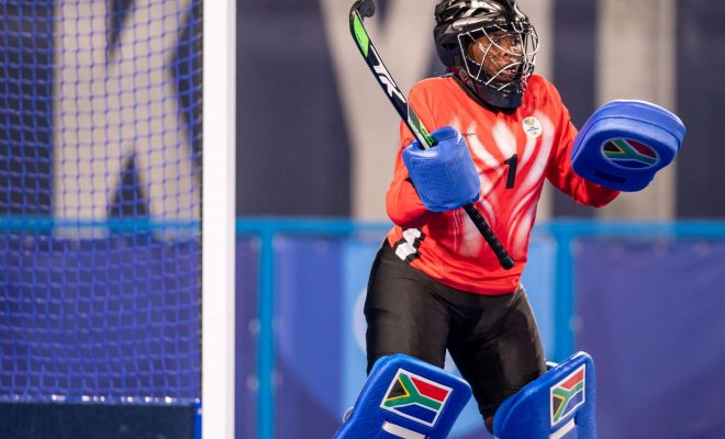 Mbande stands tall as Dutch overpower SA