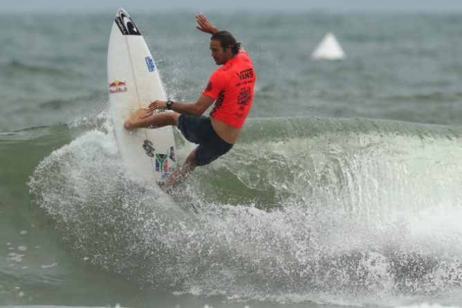 Injury rules Jordy Smith out of Olympics