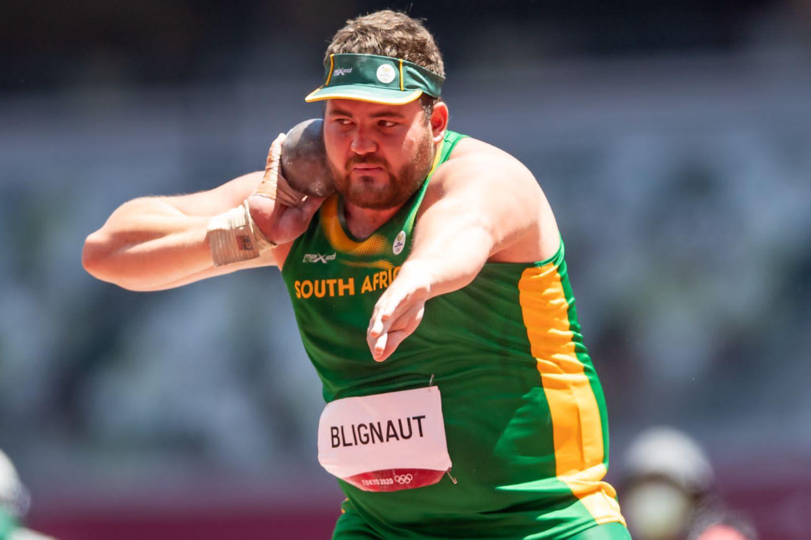 Kyle Blignaut