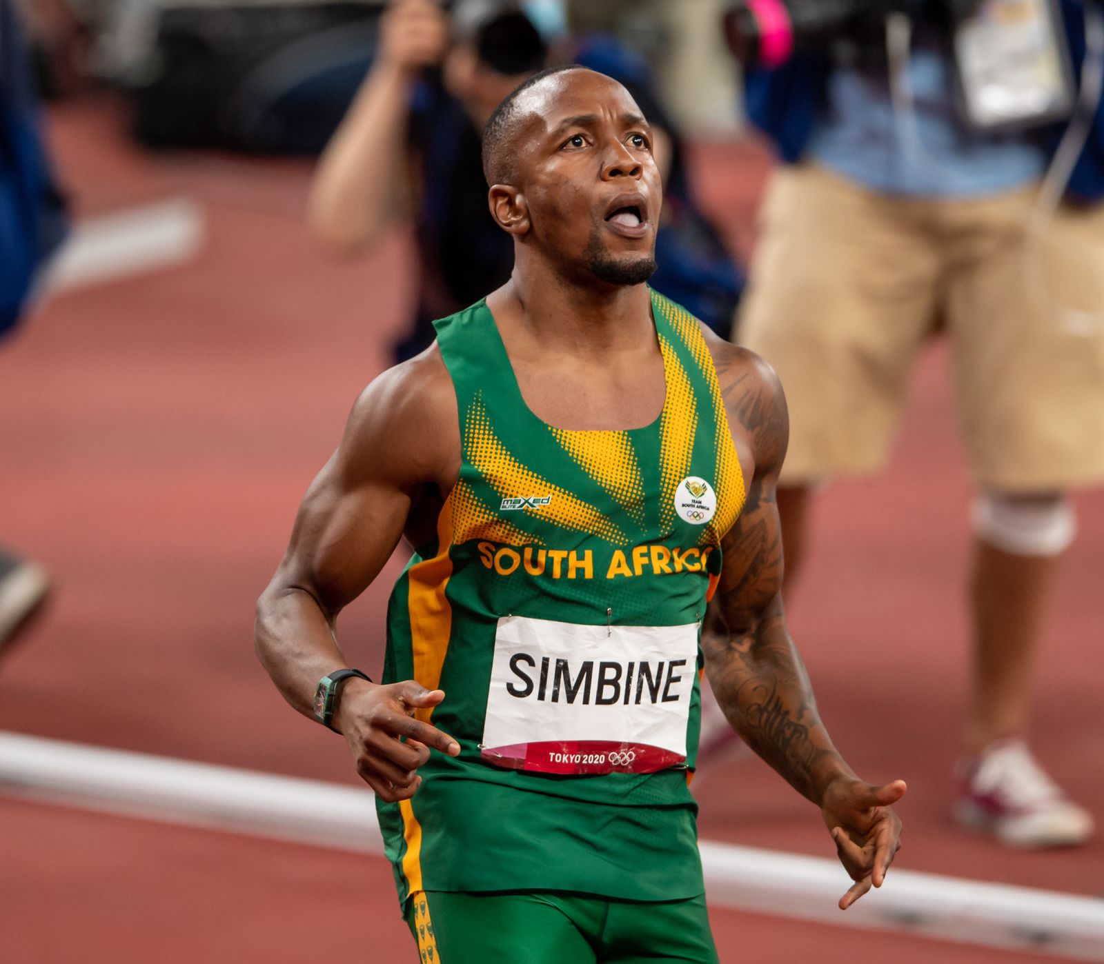 Why Simbine remains one of the chosen few
