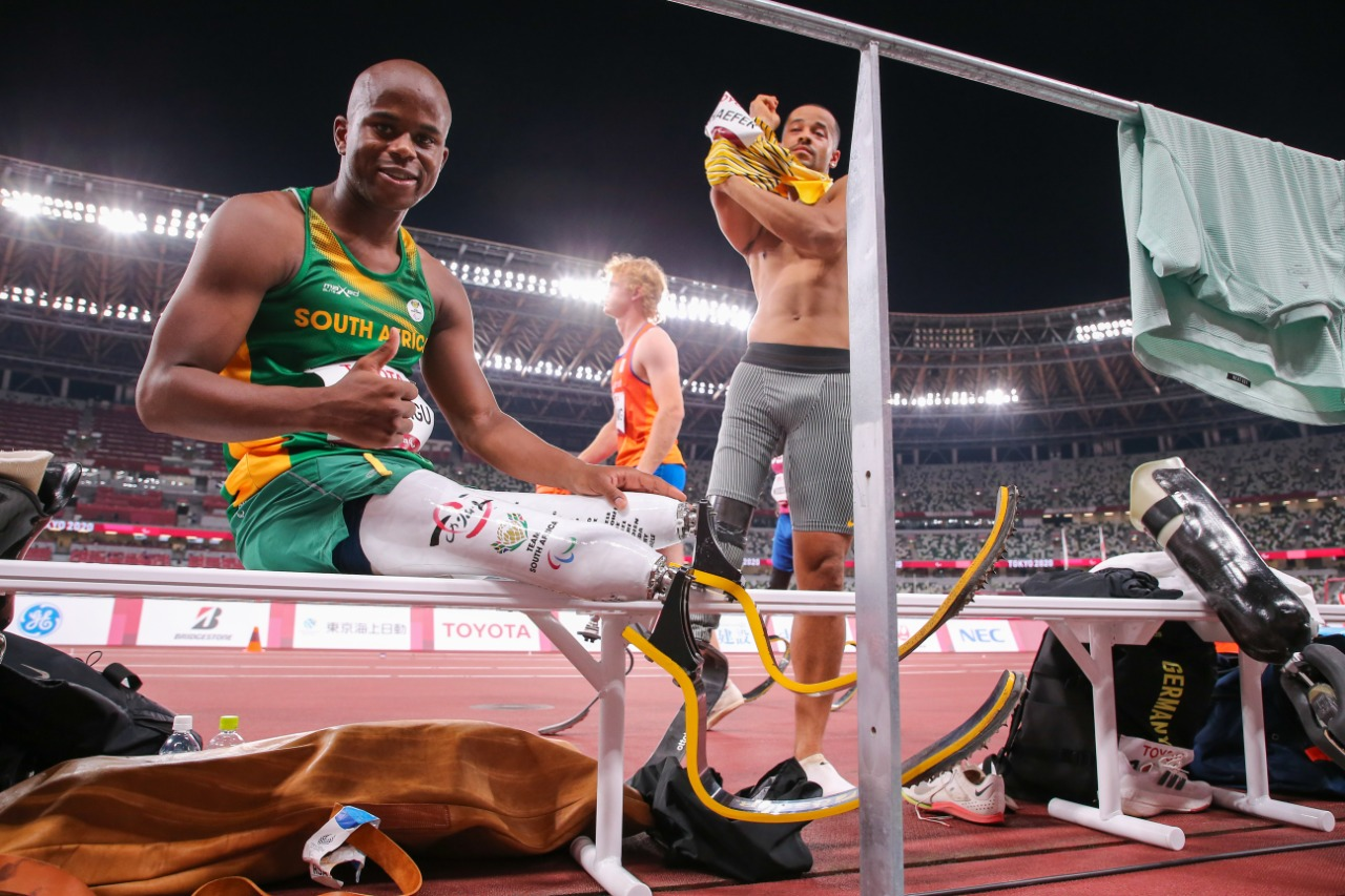 Difference in Paralympic athletics classes explained