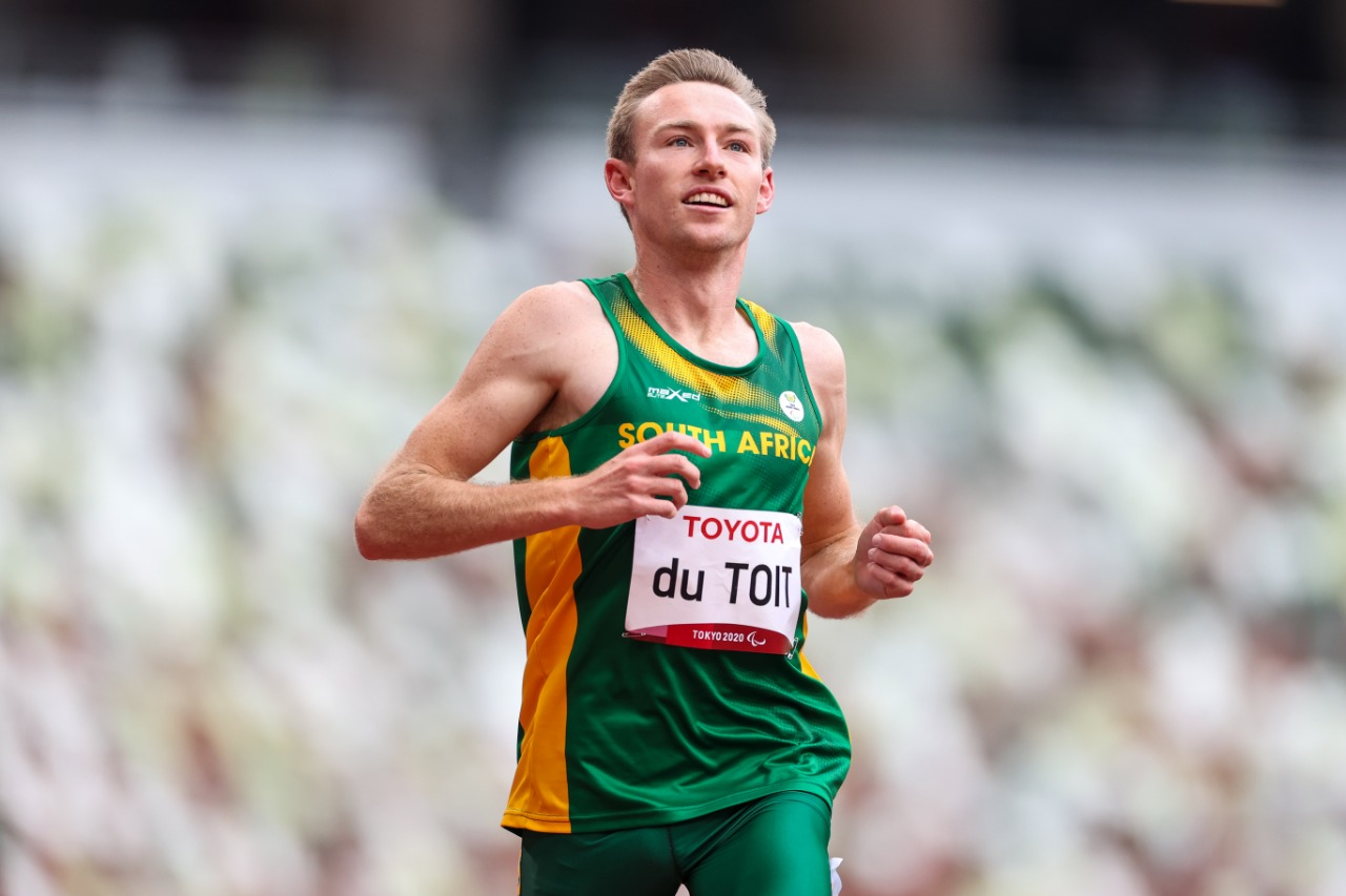 'Disappointed' Du Toit vows to bounce back