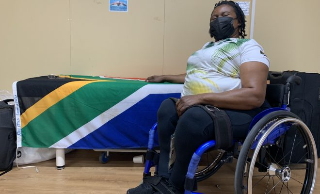 Ageless Situ ready for her sixth Paralympics