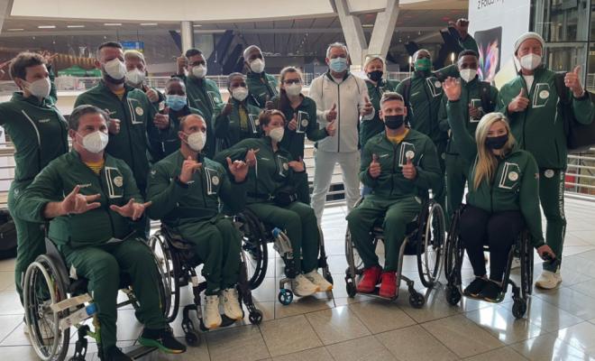Team SA's Paralympians feeling the Twitter love