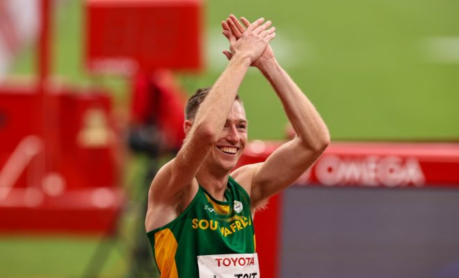 Thanks for support, SA, I gave it my best shot – Du Toit