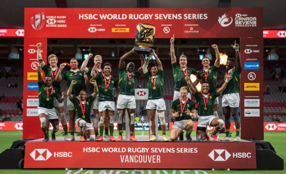 SA surge to Sevens title in Vancouver