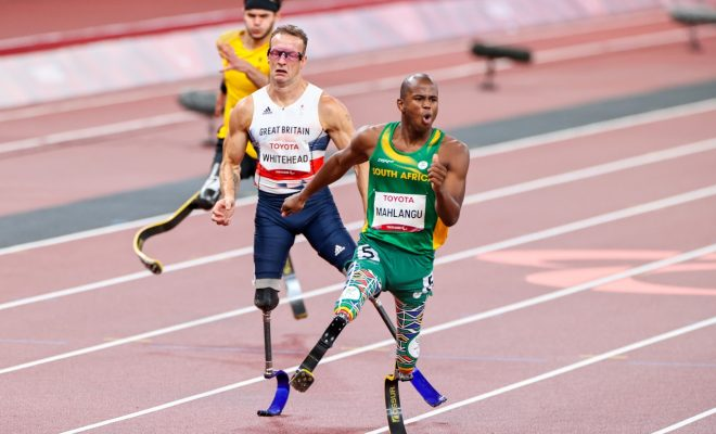 Changing of the guard as Mahlangu wins gold