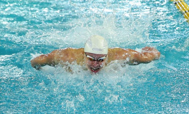 Sates cleans up on golden weekend